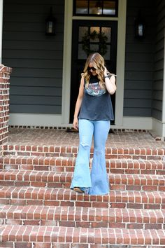 Flare Jeans For All Body Types | RATMJ Blog