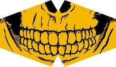 PACOTE DE ESTAMPAS MÁSCARAS DE PROTEÇÃO – CORONAVÍRUS (COVID-19)   ARTES PARA CANECAS Sewing Crafts, Sewing Projects, Evil Smile, Masks Art, Facial Masks, Mask Design, Silhouette, Sewing Patterns, Face