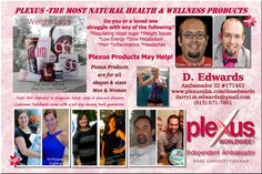 Plexus- The most natural Health & wellness products! #plexusslim