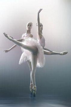 Ballerinas of the Paris Opera.