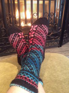 Ravelry: Fluormania Color project gallery