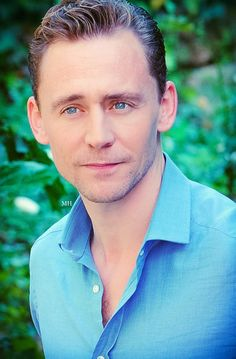 "magnus-hiddleston: "" His smile is my addiction! """