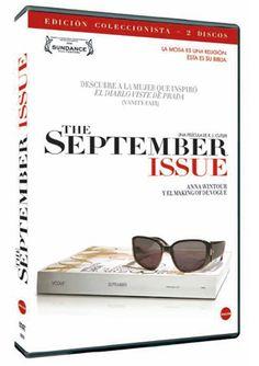THE SEPTEMBER ISSUE: EDICION COLECCIONISTA - 2 DISCOS (DVD) de R.J. Cutler, comprar película en dvdgo.com