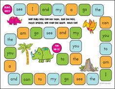 photograph relating to Sight Word Games Printable titled Stage Van: Sight Term Video games