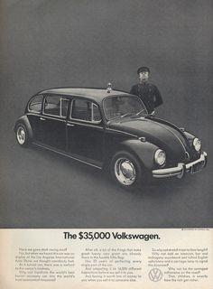 Volkswagen Beetle ad