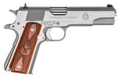 1911 Mil-Spec .45ACP Pistol | State-of-the-Art Handguns
