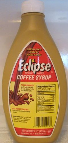 Eclipse Coffee Syrup, 16-Ounce. Bottles (Pack of 2) >>> Find out more about the great product at the image link.