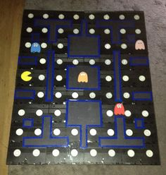 VHS Tape Pac-Man Coffee Table