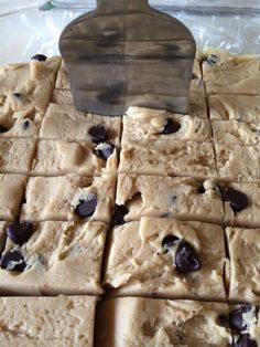 Cookie Dough Squares