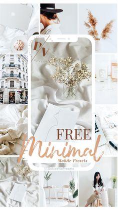 Our social Trends Lightroom Gratis, Lightroom Free Presets, Vsco Presets, Foto Instagram, Instagram Photo Editing, Lightroom Tutorial, Before Wedding, Laura Lee, Minimalism