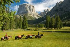 Wind River Range ~ Wyoming. I LOVE WYOMING!