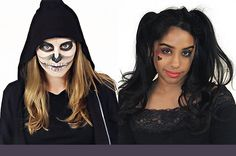 nice 4 Easy Halloween Makeup Looks You Can Create With Three Products Check more at http://viralleaks.us/2016/10/15/4-easy-halloween-makeup-looks-you-can-create-with-three-products/