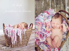 Sweet Face of the Day! :)  Photography Baby Girl Newborn Photo Prop Fringie Baby Blanket by BabyBirdz, $95.00
