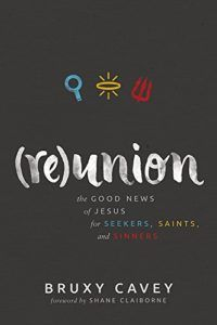 Review of Reunion by Bruxy Cavey #NutsAboutBooks #BookReview #BookBlogger