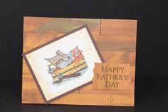 Father's Day Card 3 by Notanag on Etsy, $3.00