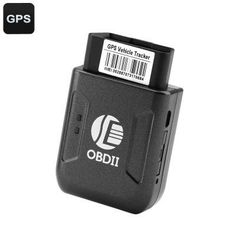 OBDII Car GPS Tracker - 10m Accurate GPS