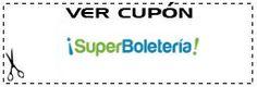 Código descuento SuperNoletería - Ver más: http://buscacupones.es/codigo-descuento-superboleteria/