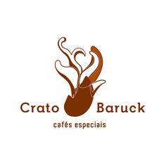 Proposta de Identidade Visual Crato Baruck cafés especiais Desenho/Arte gráfica: Aglaíze Damasceno e Rose Severo Juazeiro do Norte - CE, 03 de Agosto/2016