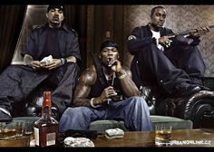 GUNIT Mode Hip Hop, Hip Hop And R&b, 50 Cent Music, 50 Cent G Unit, Young Buck, Straight Outta Compton, Best Hip Hop, Trey Songz, Tupac Shakur