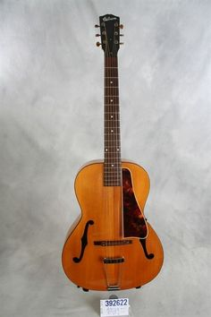 1940 Gibson L47 Acoustic Archtop Blonde Musical Design Project Info: MaritimeVintage.com