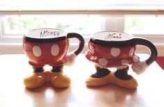 Disney With Lauren, mydirtylittlesecret-shh: Cute mugs i bought at...