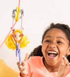 GoldieBlox Zipline Action Figure Kit | @giftryapp