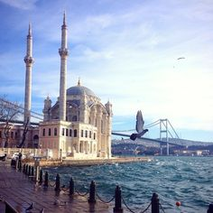 calikusuvedunyasi: bosnalovesturkey: Ortaköy Camii İstanbul Çok güzel
