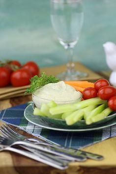 Raw ranch dressing recipe | The Rawtarian