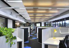 Mingara Leisure Group Corporate Offices - in Tumbi Umbi, Australia #smalloffice #commercialspaces #commercialinteriors #design #flooring