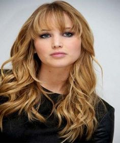 Cute Hairstyles 2015 Bangs are some elegant styles that are most suitable for women
