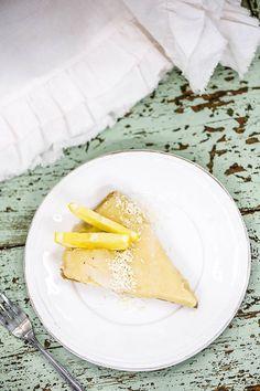 KAUPALLINEN YHTEISTYÖSitruunainen raakakakku on terveellistä ja niin hyvää. Camembert Cheese, Dairy, Food, Essen, Yemek, Meals