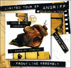 """Angriff"" el EP exclusivo de Front line assembly | Sep/2010"