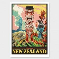 new zealand art kiwiana vintage posters Babylon Art, Heaven Art, Bus Art, New Zealand Art, Tourism Poster, Sound Art, Kiwiana, Poster Prints, Art Prints
