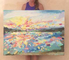 Joanna Posey art. Landscape.