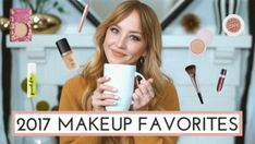 YouTube   My Favorite Makeup Products of 2017
