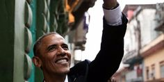 Obama's Trip To Cuba | Photos: Obama in Cuba - Business Insider
