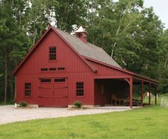 What to Use Storage Shed for Around the House - DIY Shed Plans Barn House Plans, Barn Plans, Garage Plans, Shed Plans, Pole Barn Garage, Pole Barn Homes, Garage House, Garage Doors, Carport Garage