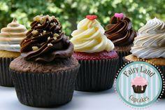 Yummy FairyLand Cupcakes!!! :)