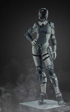 T.J. by Darijan Kalauzovic   Sci-Fi   3D   CGSociety