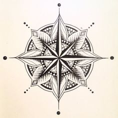 Compass Mandala:                                                                                                                                                                                 More