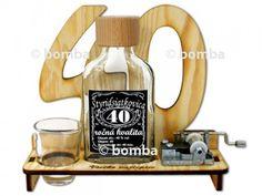 Značka na výročie 40 rokov s verklíkom je pekný a hlavne praktický darček pre každého 40-ročného oslávenca. Pump