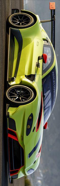 2018 Aston Martin Vantage GTE by Levon