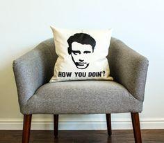 Friends: Joey Tribbiani Quote Pillow