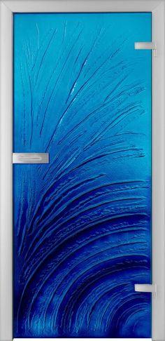 Fused Glass Doors - Cerchi 03