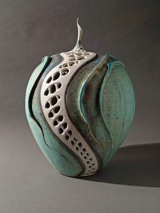 New Work - Clarewakefieldceramics - Sculptural pieces in porcelain and stoneware