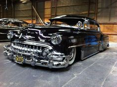 52 fleetline chevy