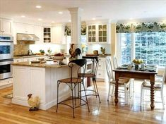 Image result for kitchen diner with island