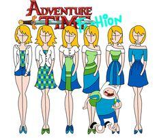 Adventure time fashion: Finn by Willemijn1991.deviantart.com on @deviantART