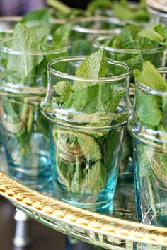 mint tea in Marrakech! Marrakech, Tangier, Mojito, Coffee Time, Tea Time, Mint Tea, Moroccan Style, Fresh Mint, Afternoon Tea