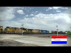 Union Pacific action from West of Kearney to Grand Island,NE on April 24...
